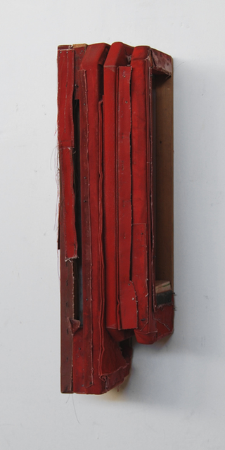 , 'Cadmium Red Deep Wallwork,' 2011, annex14
