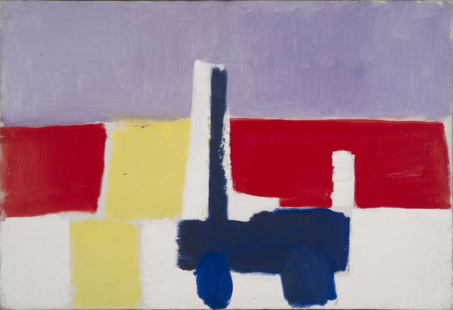 , 'Syracuse,' 1954, Olivier Malingue