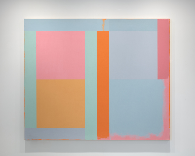 Doug Ohlson, 'Cool Blue', 1981, Painting, Oil and acrylic on canvas, Washburn Gallery