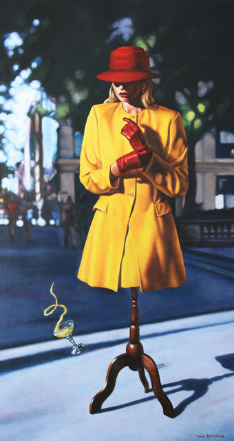 , 'Last Years Model,' 2013, Walter Wickiser Gallery