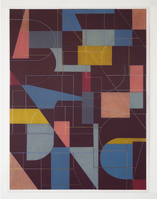 John Monteith, 'Hacienda #2大庄园#2', 2018, ART LABOR Gallery