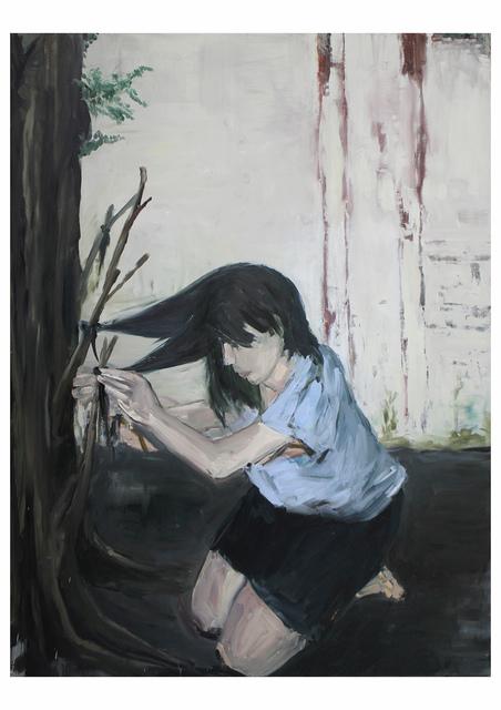 , 'Galhos [Twigs],' 2015, Casa Triângulo