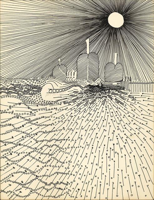 , 'untitled (PdG003),' 1960, Albert Merola Gallery