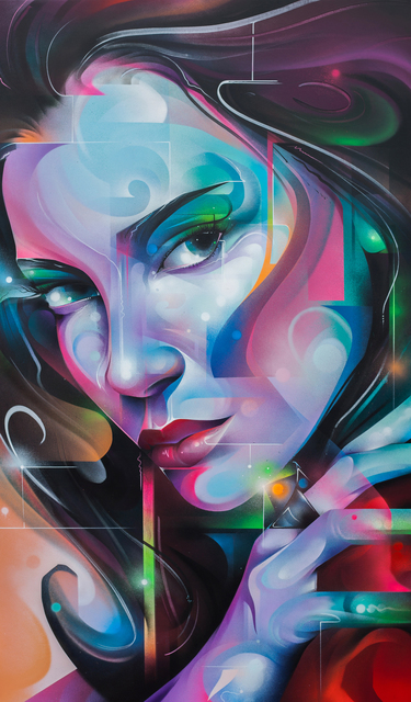 , 'Aqua Dance,' 2017, Jewel Goodby Contemporary