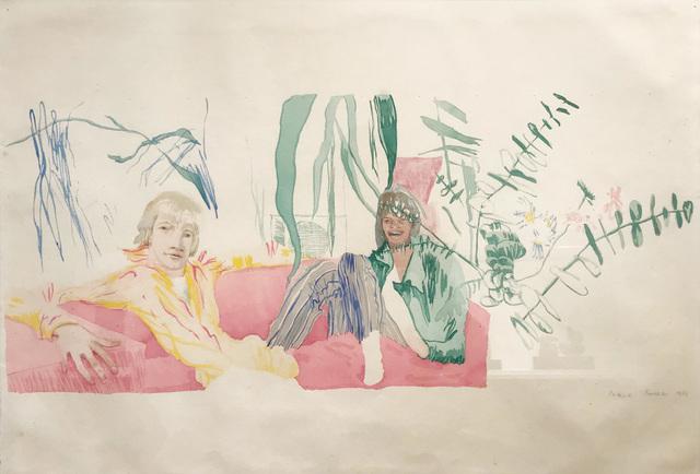 , 'Eric and Gervase,' 1969, Osborne Samuel
