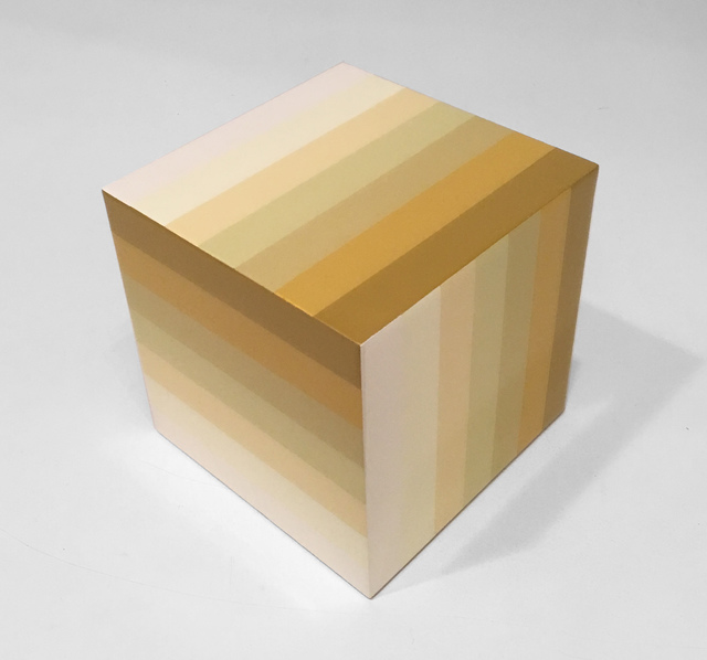 , 'White Cube,' 2018, Margaret Thatcher Projects