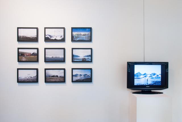 , 'Terra Nullius video,' 2016, Fort Worth Contemporary Arts