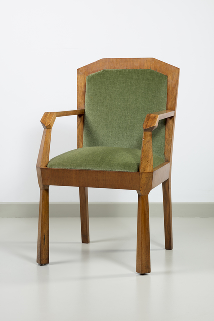 , 'Pair of armchairs,' ca. 1925, Jason Jacques Gallery