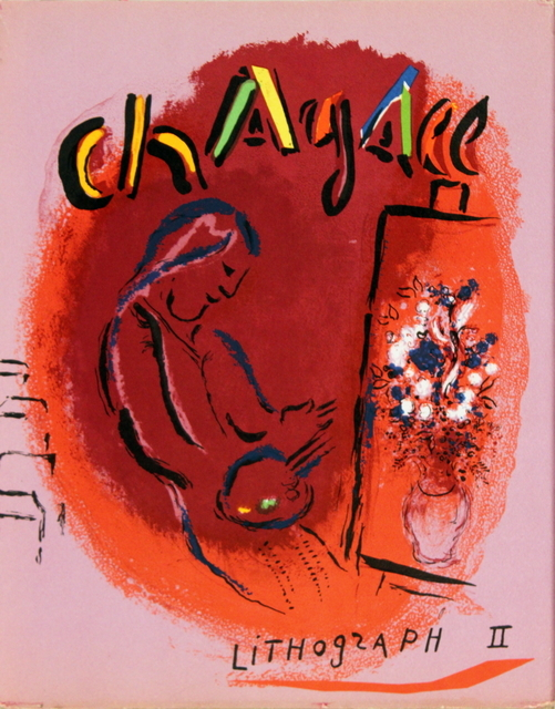 Marc Chagall, 'Marc Chagall Lithographies II', 1963, Other, Book, ArtWise