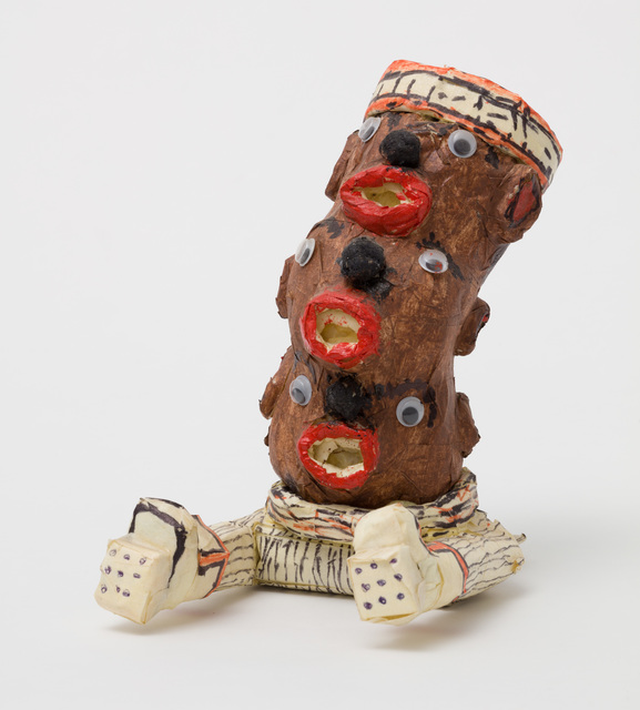 , 'Untitled (WH241 three head totem sitting),' , The Good Luck Gallery