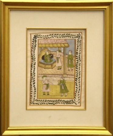 , 'Traditional Persian Scene,' , The Loft Fine Art
