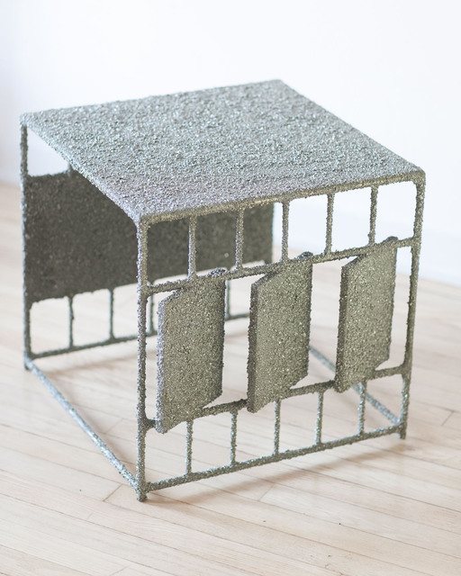 , 'Pyrite Side Table,' 2015, DeLorenzo Gallery