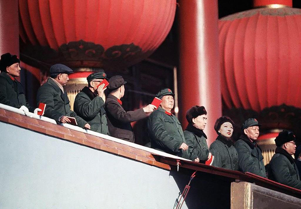 Mao Zedong & Celine Liu
