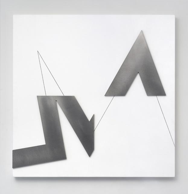 , ' Pi lourd n° 2,' 2011, Galerie Zlotowski