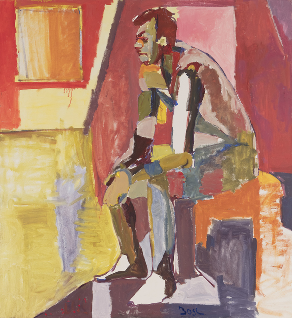 , 'Man Sitting by the Window,' , Desta Gallery