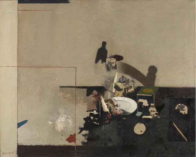Gianfranco Ferroni, 'Oggetti familiari', 1963, Finarte