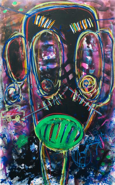 , 'Vert a levres,' 2015, Jack Bell Gallery