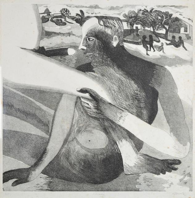 , 'Intimacy,' ca. 1993, Swaraj Art Archive