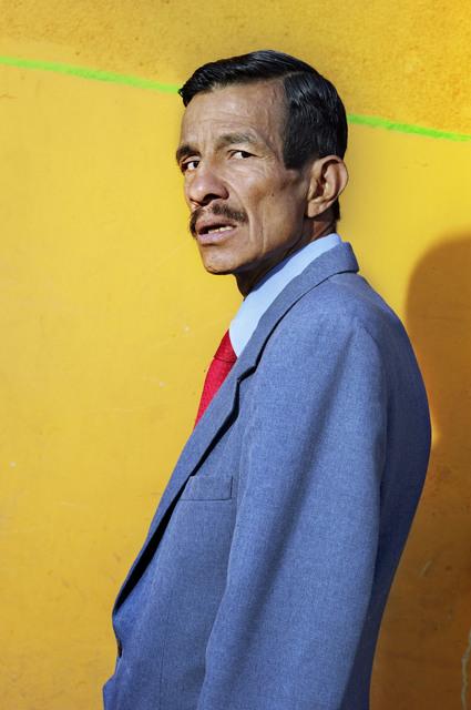 , 'Simon. Bogota, Colombia.,' 2013, Magnum Photos