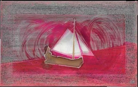 , 'Tormenta de arena y fuego 7,' 2009, Sala Parés - Galería Trama