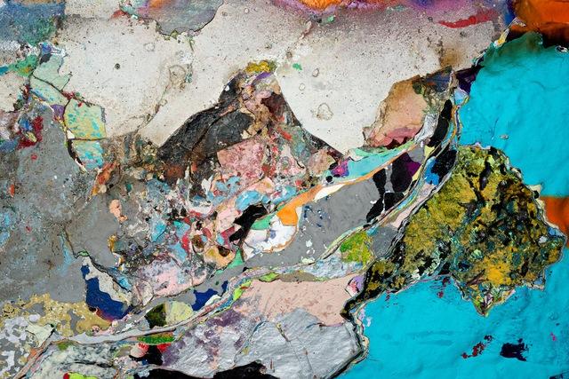 , 'Grafitical Archeology XVIII,' 2016, Bernarducci Gallery Chelsea