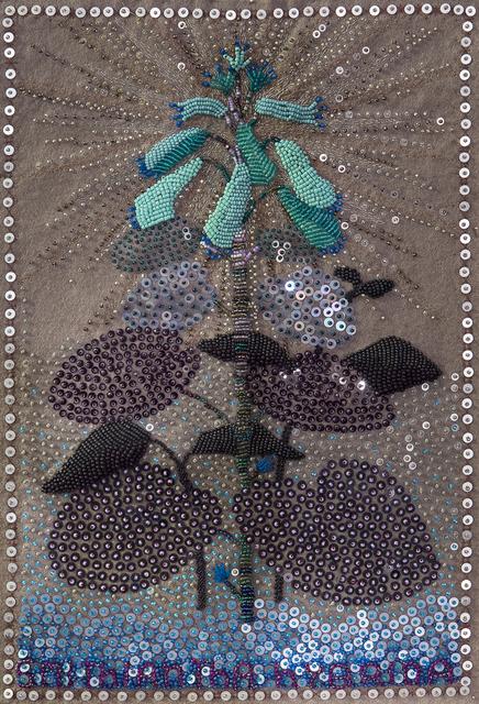 , 'Smithiantha Hybrida,' 2015, G. Gibson Gallery