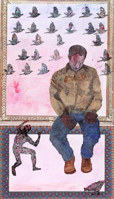 , 'Prêt à voler,' 2016, AGorgi Contemporary Art Gallery