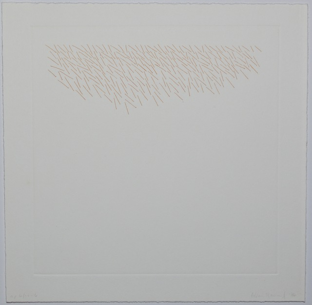 , 'Clusters (Plate 6),' 1976, Anders Wahlstedt Fine Art