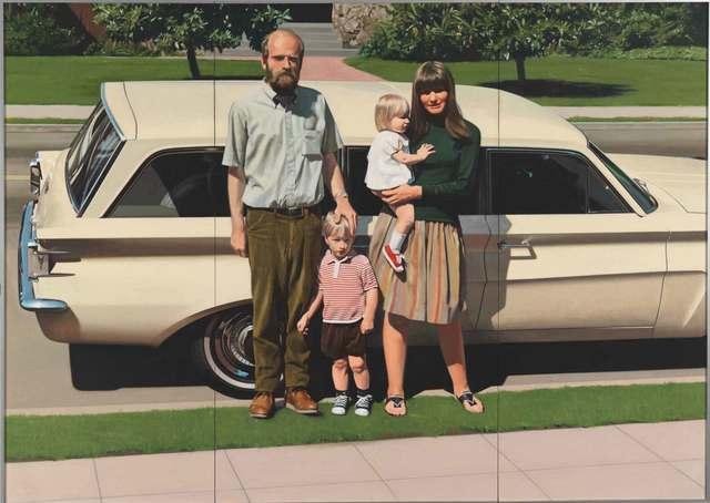 , ''61 Pontiac,' 1968-1969, Whitney Museum of American Art
