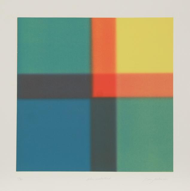 Barry Nelson, 'Bleu Unchartered', 1979, RoGallery