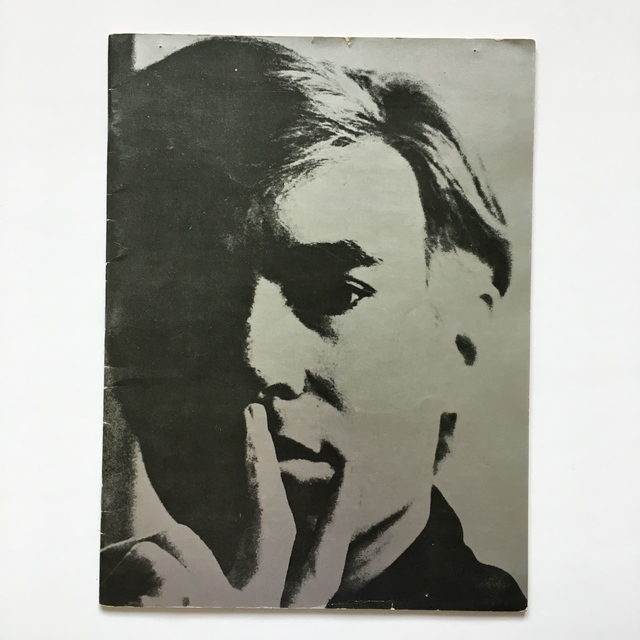 , 'Andy Warhol, Institute of Contemporary Art, Boston,' 1966, Joseph K. Levene Fine Art, Ltd.