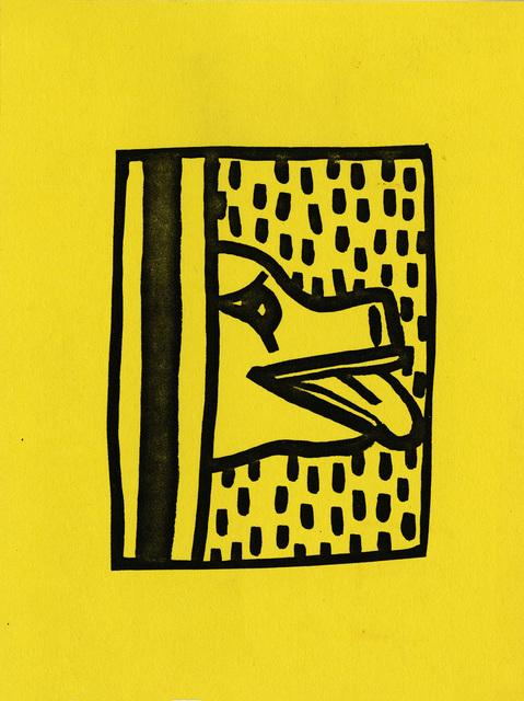 Keith Haring, 'Keith Haring at P.S. 122', 1980, Lot 180