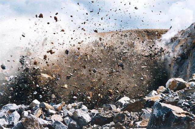 , 'Blast #2617 ,' 1995, Alberto Peola
