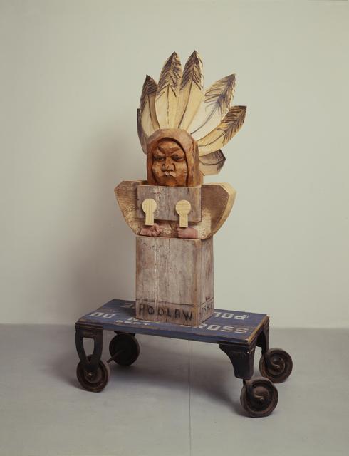 , 'Horace Poolaw,' 1993, El Museo del Barrio