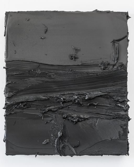 , 'Untitled (Graphite Gray),' 2017, Mimmo Scognamiglio / Placido