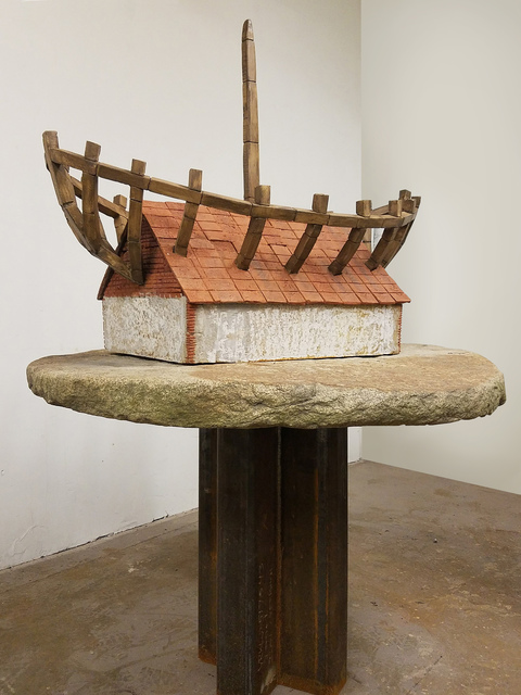 , 'The House in the Boat the Boat in the House,' 2017, Nancy Hoffman Gallery