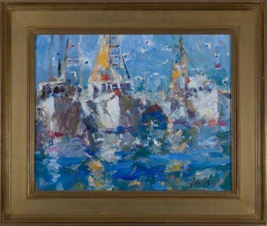 Gordon Fowler, 'Harbor ', Wally Workman Gallery