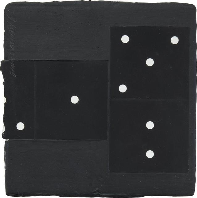 , 'Domino, 10 November 1990,' 1990, Huxley-Parlour