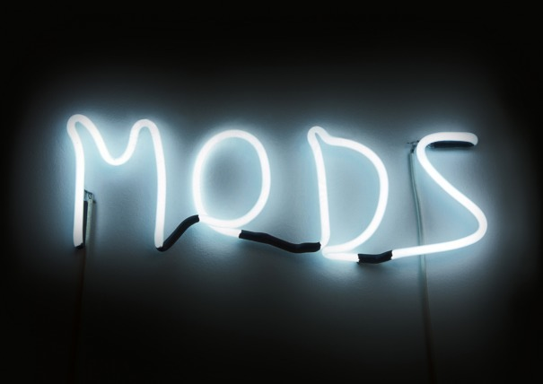 , 'Untitled (Mods),' 2002, Galleria Franco Noero