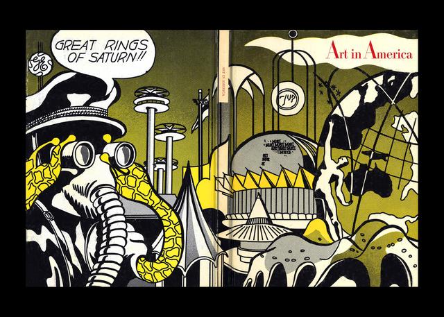 Roy Lichtenstein, 'Roy Lichtenstein The World's Fair', 1964, Lot 180