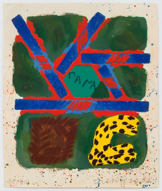 , 'Flaying of Marsyas,' 1992, Alan Cristea Gallery