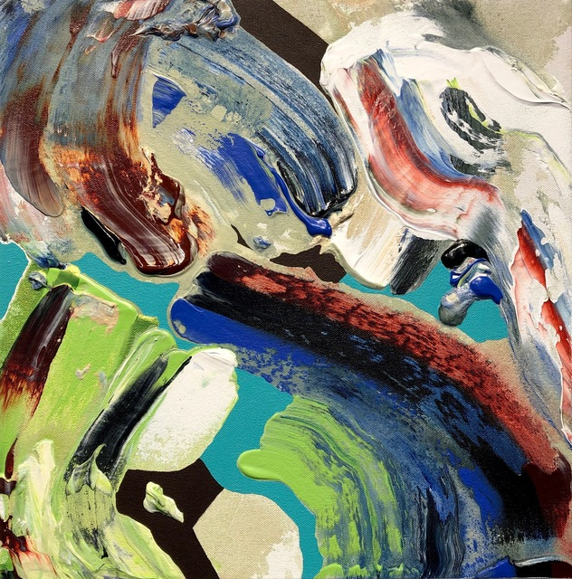 , 'Simple Man,' 2018, South Main Gallery