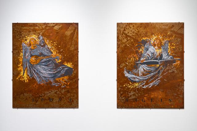 , 'Urban Angels ,' 1993, Ronald Feldman Gallery