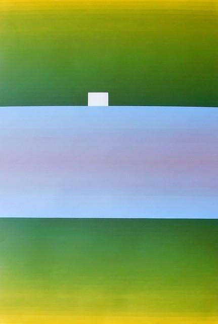 , 'Principios de la teoria del color N.3,' 2018, Magreen Gallery