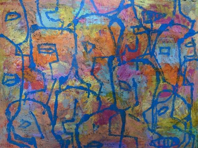 , 'Lost People II,' 1992, The George Gallery