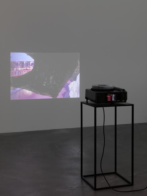 , 'Slide Trip C,' 2016, Galerie Eva Presenhuber