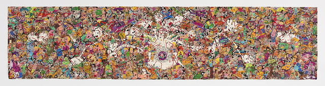 , 'Mera Calentura 2,' 2017, Steve Turner
