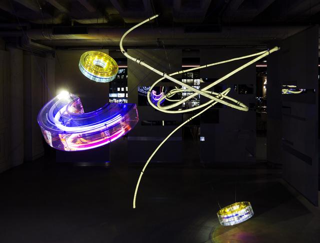 , 'The Twist 01,' 2014, Galerie Jordanow