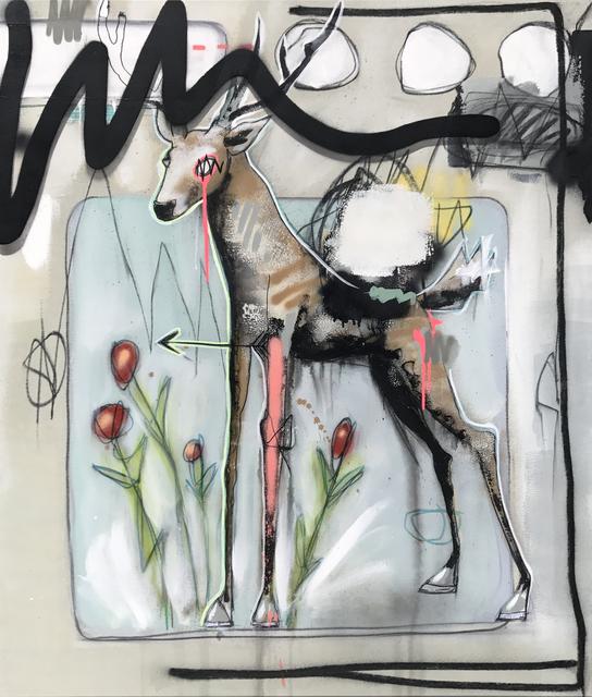 , 'Deerfield,' 2017, Galerie LeRoyer