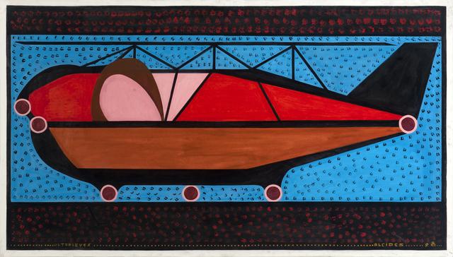 , 'Ultraleves,' 1998, Galeria Estação